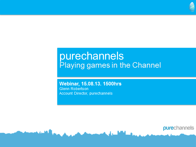 Playing games in the Channel: How our game achieved 46% partner engagement