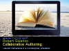Collaborative Authoring: Use and Maintenance of a Multidisciplinary eTextBook