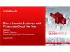 Demystifying Financials in the Cloud