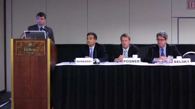 IML 2012: Repealing Municipal Bond Tax Exemption – A Clear and Present Danger