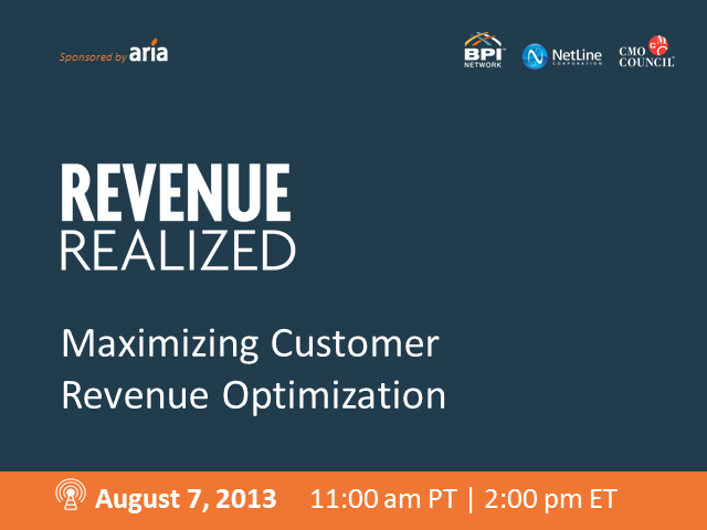 Revenue Realized: Maximizing Customer Revenue Optimization