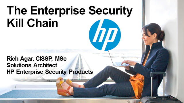 The Enterprise Security Kill Chain