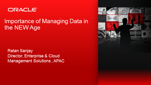 Enterprise Manager 12c: Managing Oracle Database 12c with Enterprise Manager