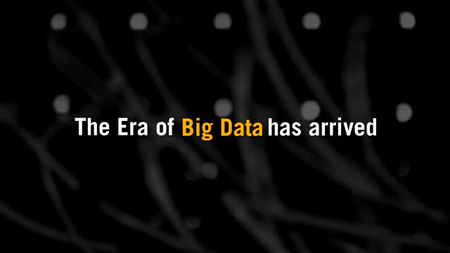 The Era of Big Data Has Arrived
