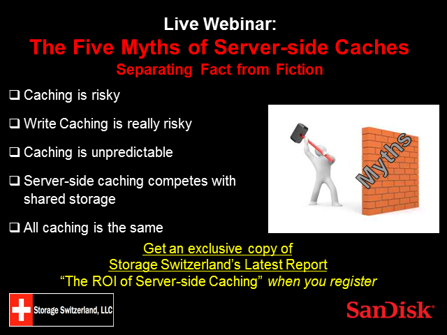 The Five Myths of Server-side Caching - Separating Fact from Fiction