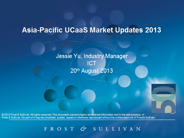 The Rise of Unified Communications-as-a-Service Market in Asia Pacific
