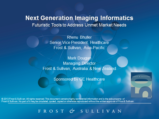 Next Generation Imaging Informatics: Identifying Unmet Needs in Radiology