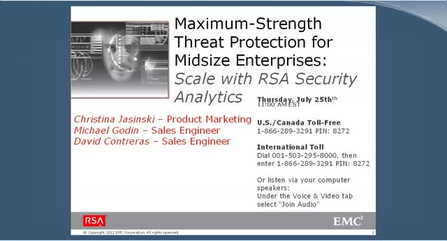 Maximum-Strength Threat Detection for Mid-Size Enterprises