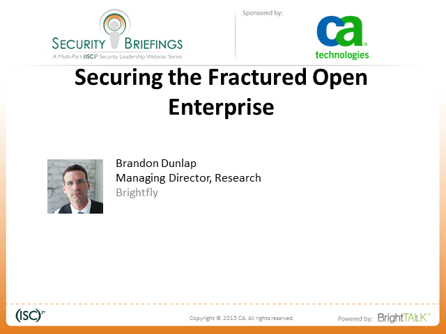 Security Series Part 5: Key Takeaways from 2013 & Predictions for 2014