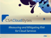 Measuring and Mitigating Risk for Cloud Services