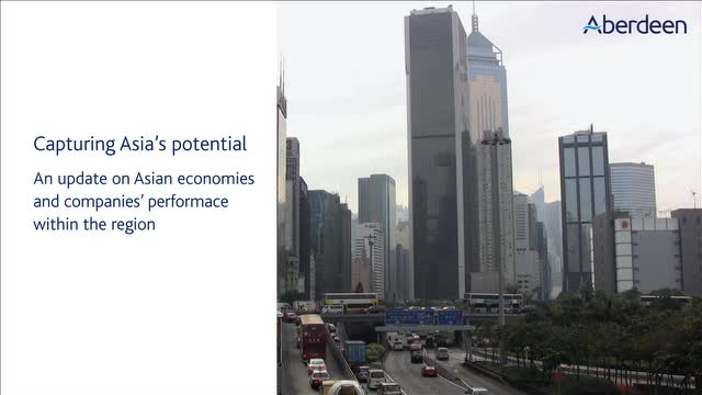 Capturing Asia's Investment Potential