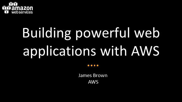 Journey Through the AWS Cloud: Building Powerful Web Apps