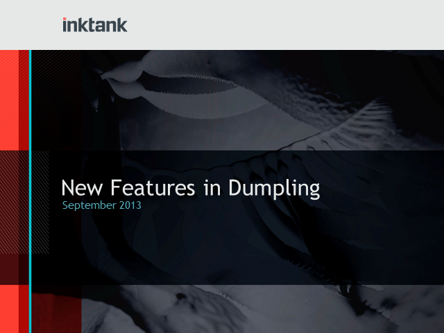 "What's New In The Ceph ""Dumpling"" Release?"