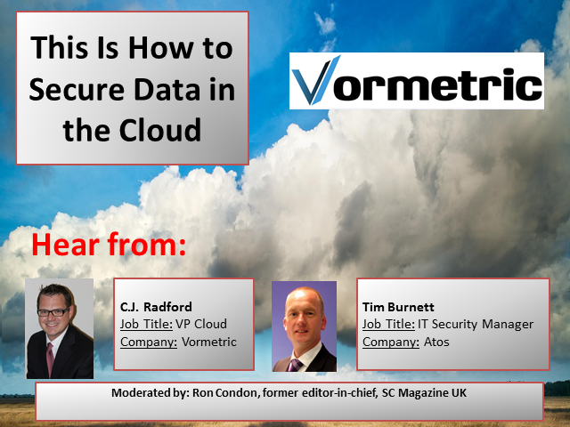 This Is How to Secure Data in the Cloud