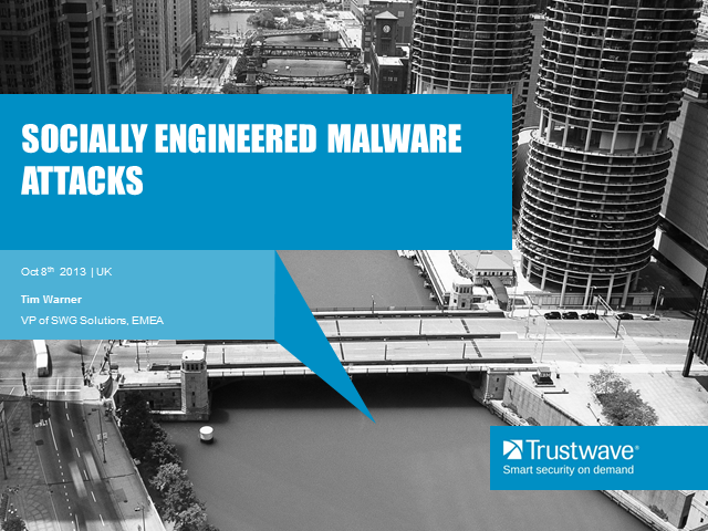Are you ready for the new generation of socially engineered malware attacks?