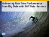 Session One: Enabling a Big Data-enabled EDW with SAP's Data Management Software