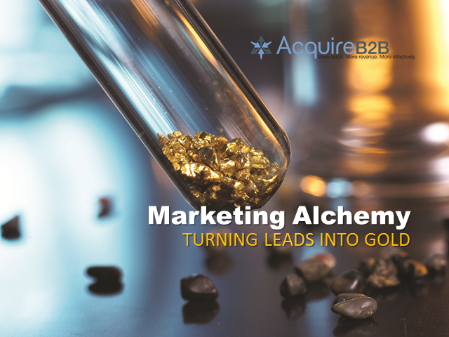 Marketing Alchemy: Turning Leads into Gold