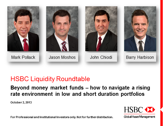 Beyond money market funds - how to navigate a rising rate environment