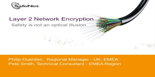 Layer 2 Network Encryption – where safety is not an optical illusion.