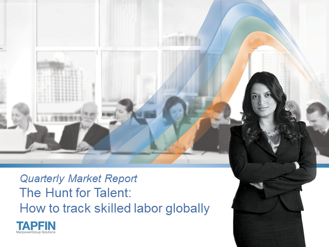The Hunt for Talent: How to track skilled labor globally