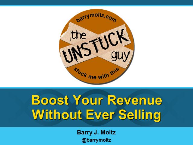 How to Boost Your Revenue Without Ever Selling Again
