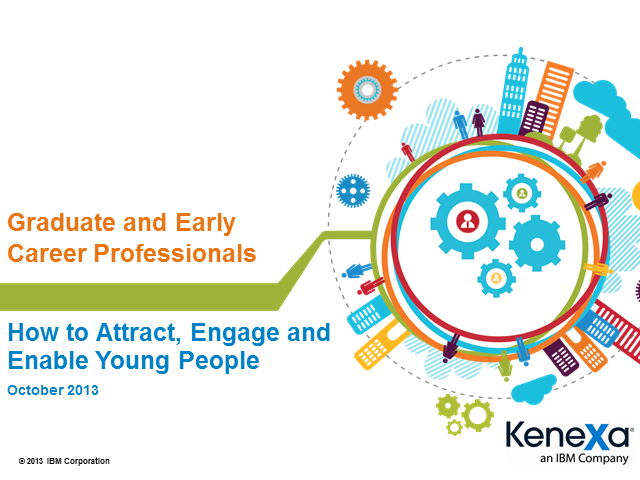 Webinar: How to attract, develop and engage graduates