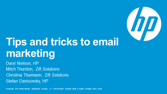 Tips and Tricks to Email Marketing