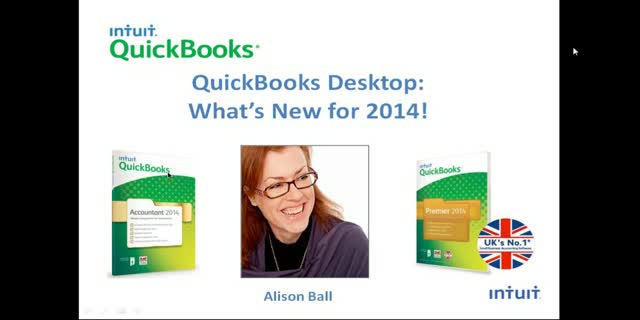 Whats New in QuickBooks 2014