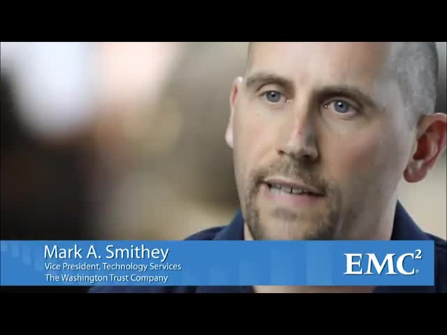 Video: Washington Trust's Journey to the Cloud