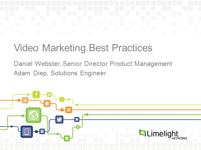 Video Marketing Best Practices: Expert Insights and Demo