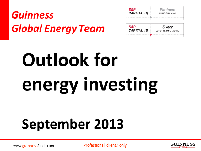 Global Energy Update