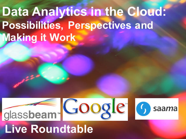 Data Analytics in the Cloud: Possibilities, Perspectives and Making it Work