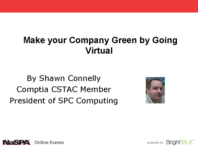 Make Your Company Green by Going Virtual