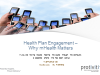 Health Plan Engagement - Why mHealth Matters