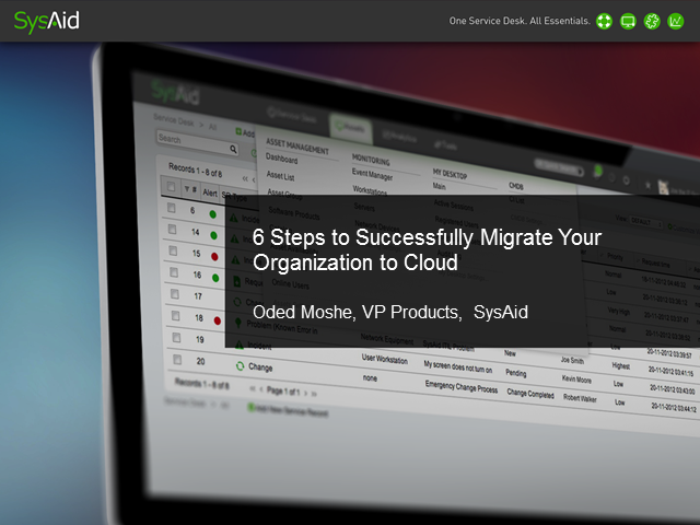 6 Steps to Successfully Migrate Your Organization to Cloud