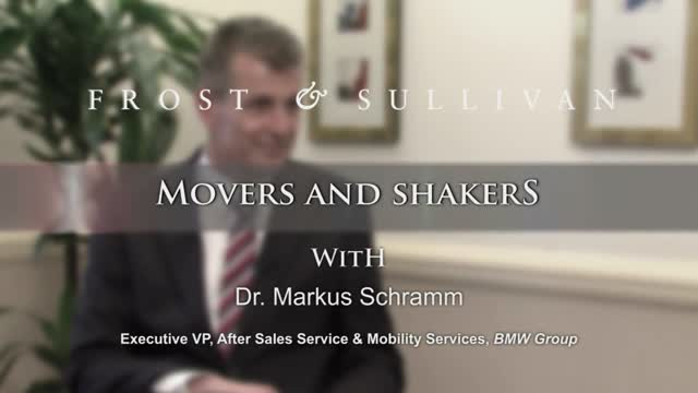 BMW Movers & Shakers