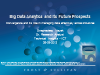 Big Data Analytics and its Future Prospect