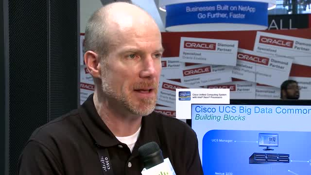 Cisco Solutions and Partnerships for Big Data Deployment