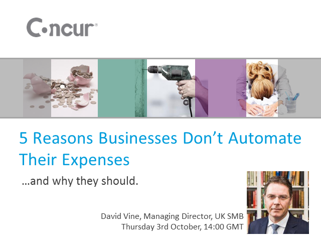 5 Reasons why businesses don't automate their expenses...and why they should
