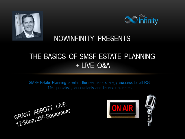 The Basics of SMSF Estate Planning