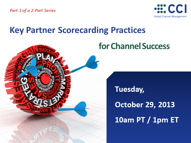 Key Partner Scorecarding Practices for Channel Success