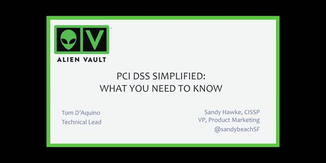 PCI DSS Simplified: What You Need to Know