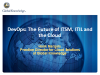 DevOps: The Future of ITSM and ITIL