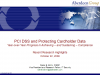 PCI DSS and Protecting Cardholder Data