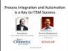 Process Integration and Automation is a Key to ITSM Success