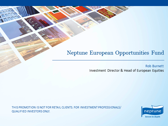 Neptune European Opportunities Fund Update