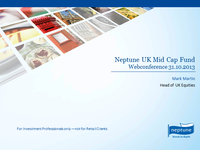 Neptune UK Mid Cap Fund Update