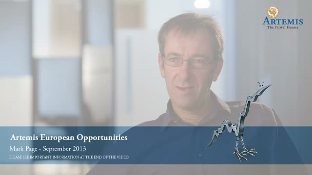 Artemis European Opportunities
