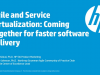 Agile and Service Virtualization—coming together for faster software delivery