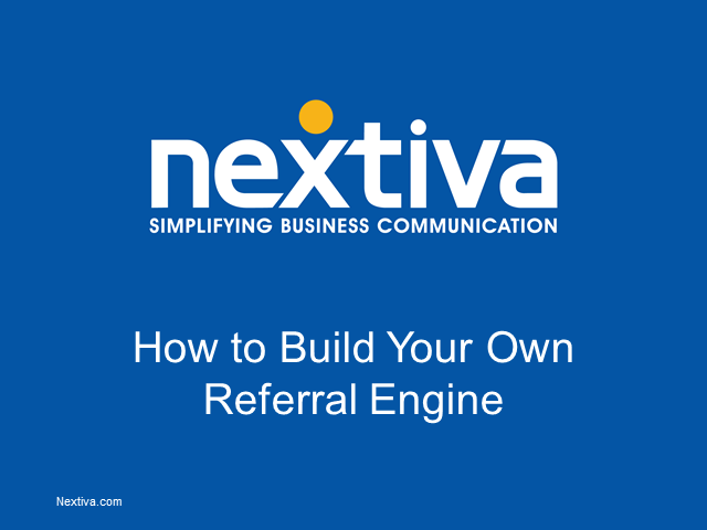 Nextiva Business Leadership Webinars: Duct Tape Marketing